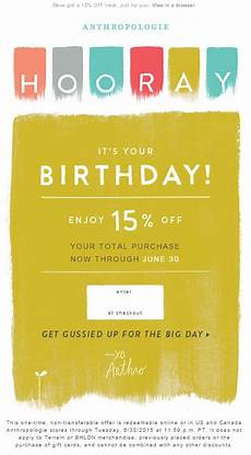 9 email birthday cards free sle exle format 58 best birthday emails images on email design