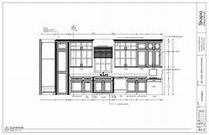 Kitchen Plan Elevation And Section by Sle Kitchen Elevation Kitchen Elevation Kitchen