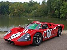 Ford GT40 MkIV One Of The Most Famous Cars In Racing
