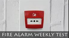 Alarm Weekly Test Detailed Guide