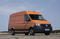 mercedes sprinter vs vw crafter test review which