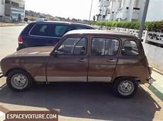 renault 4l a vendre renault 4l 1991 essence voiture d occasion 224 rabat prix 27 000 dhs