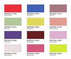 Modefarben Sommer 2018 - what colour is summer pantone summer 2018 colours