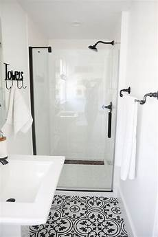 Black And White Subway Tile Bathroom Ideas by Black And White Bathroom Bathrooms White Bathroom