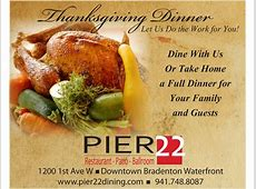 PIER 22 Restaurant, Patio, Ballroom and Catering offers a