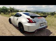 nissan 370z pack forza horizon 3 2010 nissan 370z nismo pack quot tuned