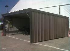 Garage En Tole Pour Voiture Mandez En Ligne Abrikit Abri