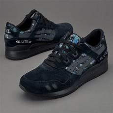 asics womens gel lyte iii womens shoes black hn6k5 9090