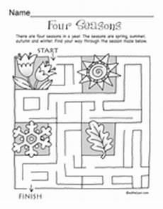 four seasons worksheets for grade 2 14879 free four seasons worksheets edhelper