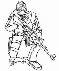 Ausmalbilder Polizei Swat Migliore Mitragliatrice Da Colorare Disegni Da