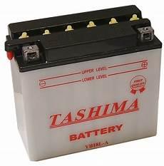 Batterie Moto Yb18l A 12v 18ah