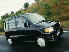 Daihatsu Move 1996  Pictures Information & Specs