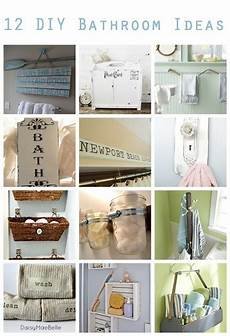 Craft Ideas For Bathroom 12 Diy Bathroom Ideas Home And Garden