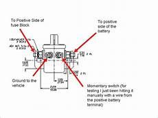cole hersee solenoid wiring diagram gallery wiring diagram sle