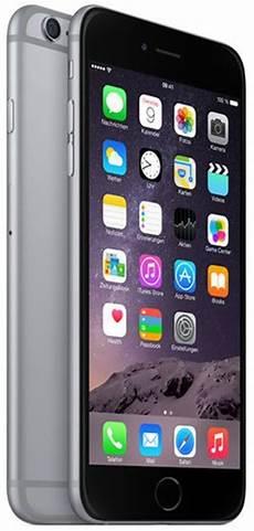 apple iphone 6 plus 64 gb spacegrau ios smartphone ohne