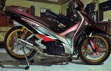 Modifikasi Supra 125 Jari Jari by Quot Info Cara Modifikasi Velg Jari Jari 17 Inci Quot Honda