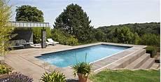 landschaftsarchitekten garten mit pool am hang