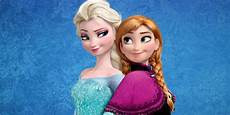 Legends Were Frozen S And Elsa Originally Not