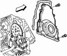 service manual how to change der seal 2005 repair guides