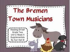 Reading The Bremen Town Musicians Unit 2 Week 4