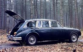 Jaguar MK2 County Prototype 1962 Good That This Never