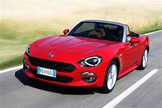 Fiat 124 Spider Europa Celebrates History With Exclusive