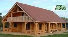 maison en bois kit immobiliers offres maisons en bois rondins prix