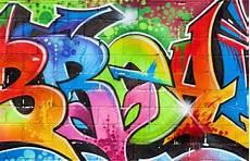New York Graffiti Wall Mural Muralswallpaper Co Uk