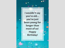 birthday card sayings