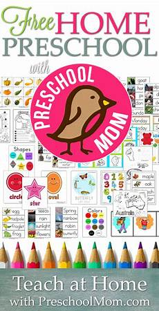 free home preschool from preschoolmom com hundreds of free printables themes and teaching
