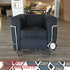 promo armchair le corbusier lc2 by cassina cattelan