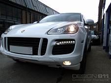 Porsche Cayenne Is White The New Black  Design911