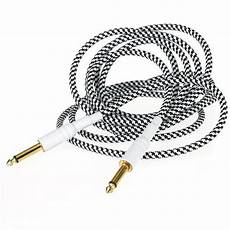 2017 3m Guitar Woven Cables Cord Lead For Electric Guitar