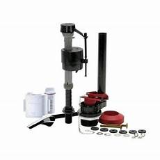 home depot fluidmaster 400a fluidmaster complete toilet repair kit with flush and sparkle 400akfsp5 the home depot