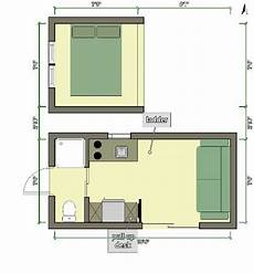tiny house floor plans 10x12 8x16 with loft shedplans in 2020 with images storage