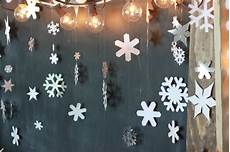 Winter Photo Booth Background Ideas