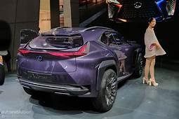 Lexus UX Could Make Surprise Appearance At 2018 Geneva