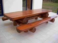 Mobilier Table Table Banc Exterieur