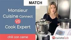 monsieur cuisine connect vs cook expert pour r 233 aliser un