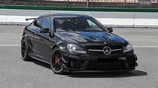 Inden Design Creates Its Own Mercedes C63 Black