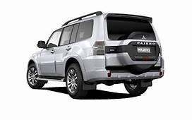 Comparison  Mitsubishi Montero GLS 2017 Vs Toyota