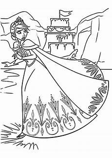 Malvorlagen Kostenlos Elsa Asumalbilder Ausmalbilder Elsa