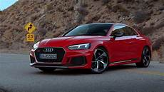 Audi Rs5 2017 Sound 0 100 Km H Acceleration Looks