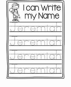 handwriting worksheets with names 21627 name writing practice name trace paper editable by simply teaching youngins