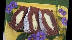 crema con 2 tuorli ciambella al cacao con ripieno di crema al rum youtube