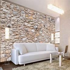 papier peint brique blanche relief