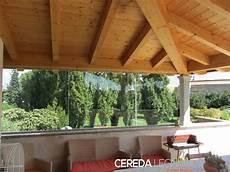 costo tettoia in legno tettoia con vetrata cereda legnami agrate brianza