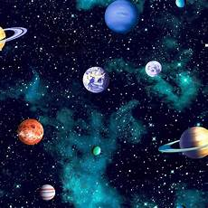 Malvorlagen Planeten Und Sterne Arthouse Tapete Planeten Sterne Sonnensystem Weltall 3d