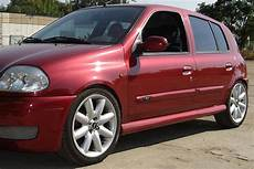 Renault Clio 2 Ii Side Skirts Quot Sport Quot Tuning Gt Ebay