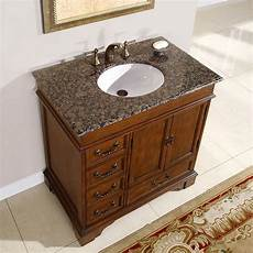 Bathroom Sink Cabinets Marble by Riverbank Bathroom Single Sink Vanity Will Enhance Any